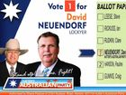 Preference swap puts key Lockyer seat on a knife's edge