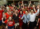 <strong>LATEST:</strong> Labor candidates Jennifer Howard, Jim Madden and Jo-Ann Miller are the new members for Ipswich, Ipswich West and Bunbamba respectively.