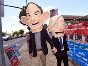 Newman, PM on nose in Ipswich