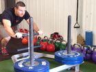 Lismore personal trainer and Samson Challenge participant Simon Clarke
