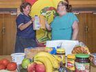 TOAST TO THAT: South Grafton High School Healthy Breakfast program co-ordinator Jo Foley and new principal Megan Johnson say the initiative works.