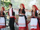 Traditional Greek Dancing