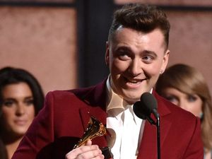 Heartbroken no more: Sam Smith sweeps Grammy Awards