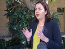 Annastacia Palaszczuk: Labor will be able to form government