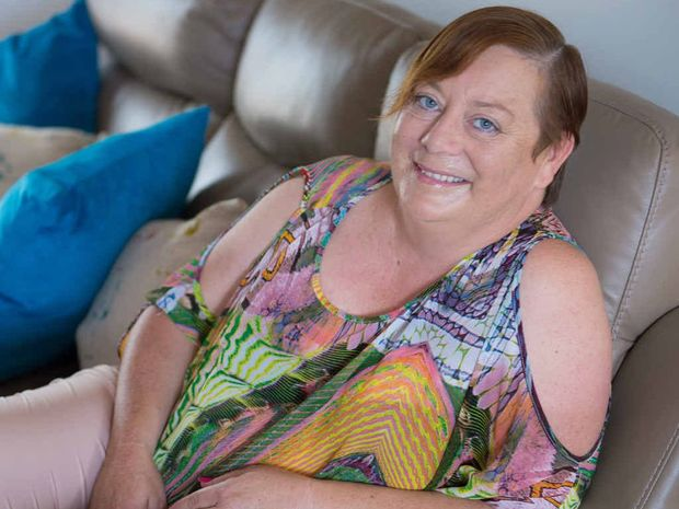 NEW HOPE: Lyme disease patient Jenine Glenn hopes a University of Sydney study can help quell the controversy surrounding the disease in Australia.