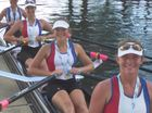 ROWING: Training pays off for lower river team
