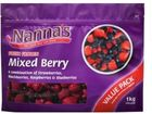 Frozen berries linked to Canberra Hep A case