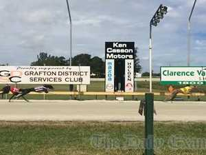 Grafton Greyhounds Race 9