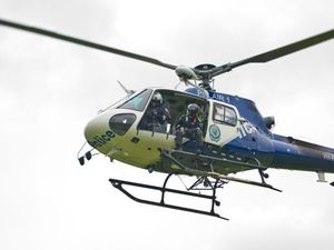 Dog squad and POLAIR helicopter assist in Coolum arrest