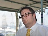 IF Australians didn't back a referendum on same-sex marriage, the Queensland Senator Glenn Lazarus will turn up to Parliament House in a mankini.