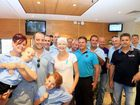 Fishing club sending cancer sufferer and family on a holiday