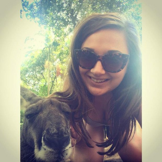 TRAGIC LOSS: British backpacker Jade Fox, 22, was killed when the four-wheel-drive she was a passenger in rolled over on Fraser Island on October 31, last year.