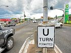 Traffic light turns confuse Gladstone drivers