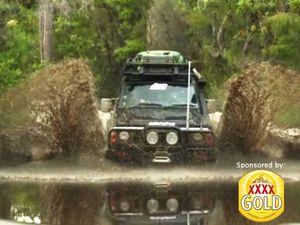 Four-wheel drive adventures on Queensland's Fraser Island