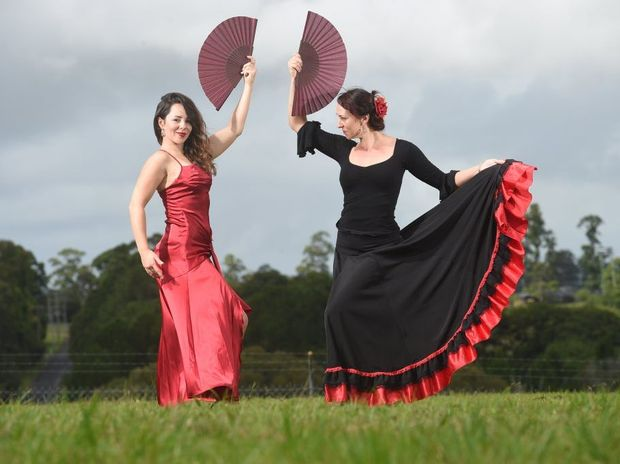 Northern Star journalist Leah White and her dance instructor Serena Joy are looking forward to the Star Of Lismore - Dance for Cancer.