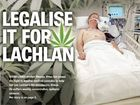 Toowoomba mum petitions for medical cannabis reform