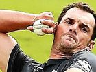 VETERAN Black Caps paceman Kyle Mills will be sweating on a call-up for today's World Cup semi-final after 22-year-old Adam Milne was ruled out.