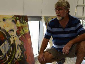 David Carroll's exhibition