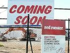 FEATHER IN OUR CAP: Red Rooster will open in May.