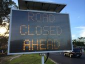 MOTORISTS heading eastbound on the Warrego Hwy from Toowoomba will need to navigate road works until at least Monday.