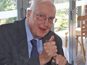 Ian Robinsons on Menzies retiring