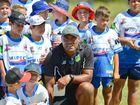 Calliope Rugby League Junior Development Day - Petero Civoniceva.