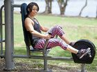 Fitness mum's stylish career in funky tights design