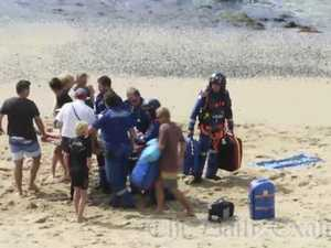 Angourie Point rescue