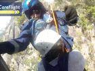 Bushwalker, 67, rescued after night lost on mountain