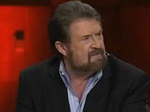 Derryn Hinch gets Morcombes' tick of approval