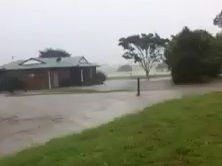 Flooding at Gooburrum