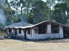 Fire destroys Mt Jukes home