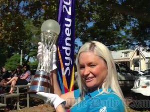 Netball World Cup visits Grafton