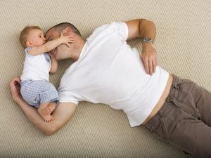 OPINION: Should society give dads more praise?