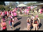 An estimated 700 people turned out to run and raise funds for breast cancer research at the Ballina Mother's Day Classic.