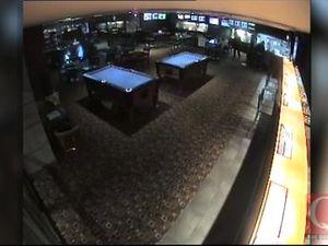 Redbank Plains Tavern CCTV footage