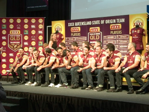 Maroons squad named for 2015 State of Origin