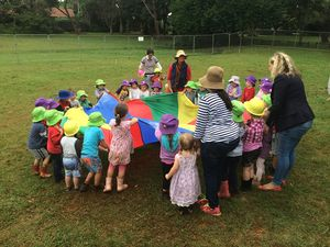 Alstonville Preschool sod-turning
