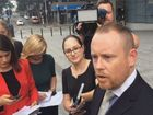 Daniel Morcombe's lawyer Tim Meehan