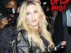 MADONNA insists Sean Penn never physically hurt her while they were married.