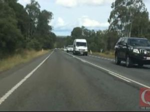 Is this the worst highway in Australia?