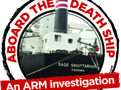 Aboard the death ship: An Australian Regional Media investigation