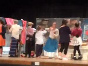 St Joseph's Annie musical
