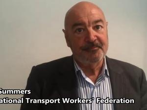 ITF Australia coordinator Dean Summers
