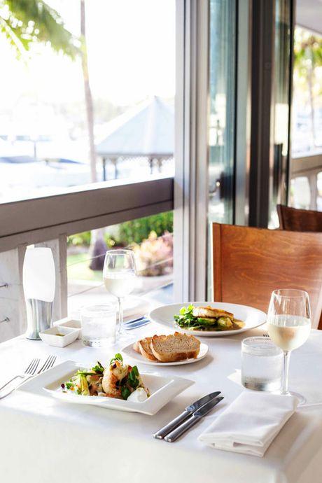 Mariners Restaurant Hamilton Island Menu