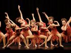 The Ipswich Junior Eisteddfod - Contemporary Dance Groups 12 years and under. Performing are The Allenby Dance Studio. Photo: David Nielsen / The Queensland Times