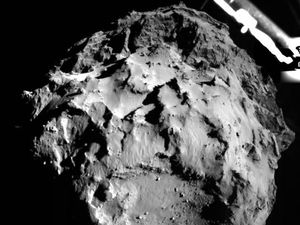Rosetta's comet-hunting mission coming to an end