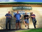 Sunshine Valley Men's Shed wants the council to make good on land donated by Ray Grace. Ron Campbell, Bob Armour, Geoff Voight and Steve Contant are unhappy with the council decision.