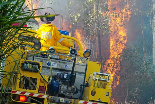 The controversial volunteer firefighter cancer compensation battle will be ashes by the end of the week.