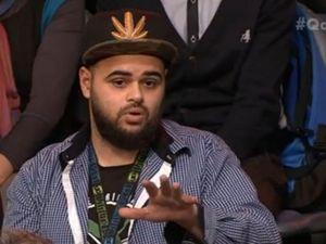 Steve Ciobo answers Zaky Mallah question on QandA